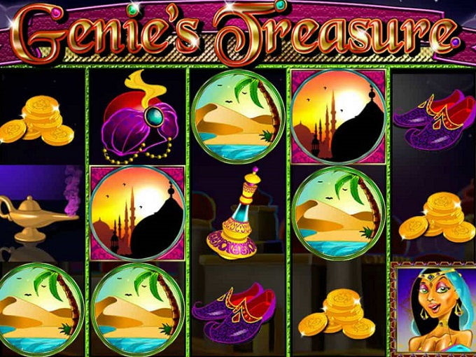 A Guide for Casino Players to Playing Genie's Treasure Slot