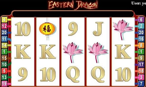 Taking a Look at Eastern Dragon Online Casino Slot
